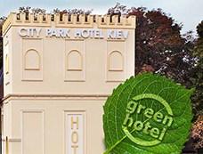 Чому Сіті Парк Готель Київ -``Зелений готель``?